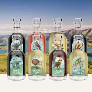 Australian Wine Tasting Gift of 8 Mini-Bottles