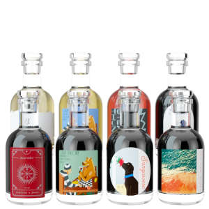 Eclectic Wine Tasting Gift Set —With Virtual Tasting