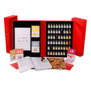 Sommelier-Famous Le Nez Du Vin Wine Aroma Training Kit