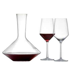 Schott Zwiesel Tritan Pure Gift Set — Decanter & Glasses