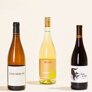 Natural Wine Box Perfect for Sunday Brunch