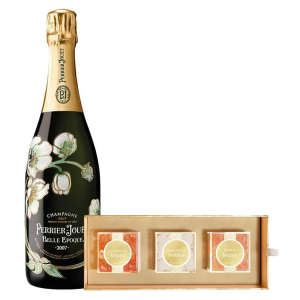 Luxurious & Beautiful Brut Champagne Paired with Sugarfina