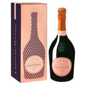 Premium Rosé Champagne in Beautiful Gift Box