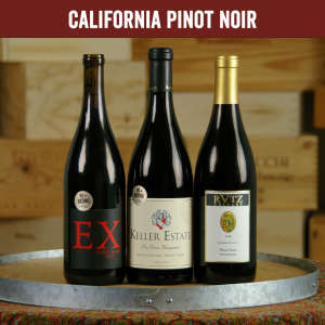 Pinot Noir Three Bottle Wine Tasting Set