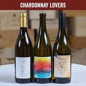 Chardonnay Lovers Three Bottle Wine Tasting Set