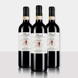 Barolo Wine Tasting Vertical (2013, 2014, 2015)