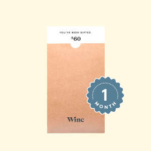 Paper or Electronic Gift Certificate for Winc