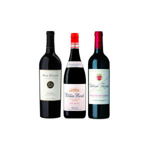 90+ Point Red Wine Gift Set