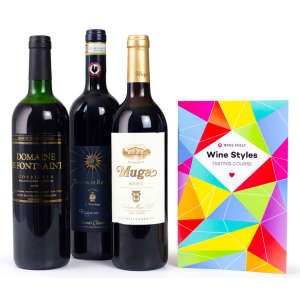 Wine Folly 3-Bottle Wine Styles Tasting Course