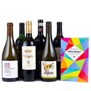 Wine Folly 6-Bottle Wine Styles Tasting Course