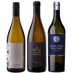 90+ Point White Wine Gift Set