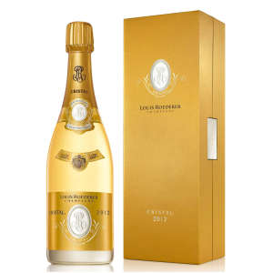 Louis Roederer Cristal 2012 Champagne in Gift Box
