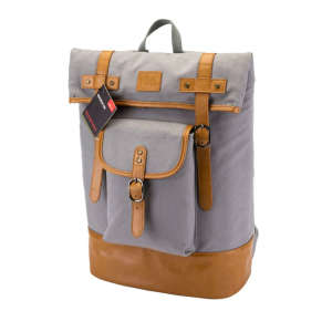 Foster & Rye Insulated Two-Bottle Wine Backpack