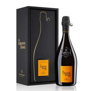 Veuve Clicquot La Grande Dame Champagne 2008 in Gift Box