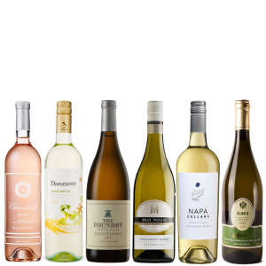 A White Wine Sampler for Those Who Don't Love Chardonnay