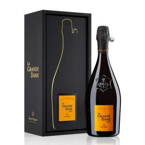 2008 Veuve Clicquot La Grande Dame Champagne with Gift Box