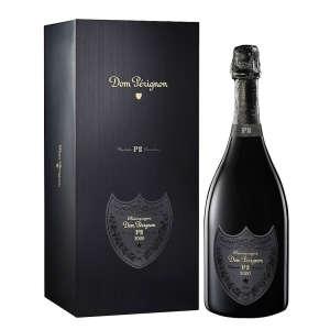 2002 Dom Perignon P2 Brut Champagne with Gift Box