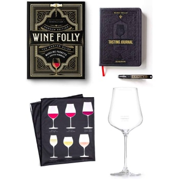 Wine Learning Gifts for Wine Lovers