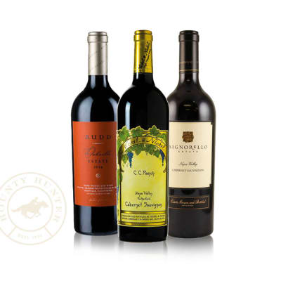 Cellar Staples Red Wine Gift Trio