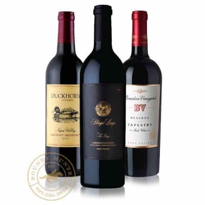 Napa Valley Classic Fine Wine Trio