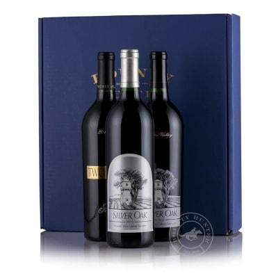 Silver Oak Gift Trio in Gift Box