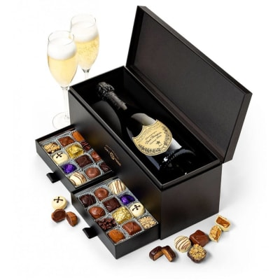 Luxe Champagne & Chocolate Pairing