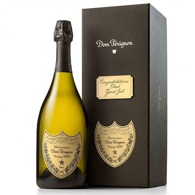 2009 Dom Perignon Champagne in Signature Gift Box