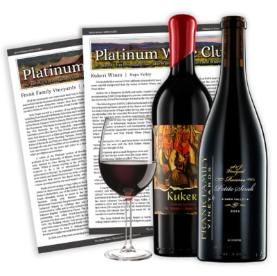 Platinum Wine Club - 3-month Gift
