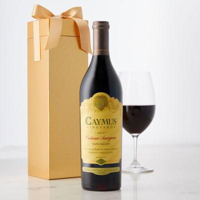 Caymus Cabernet Sauvignon in Elegant Gift Box