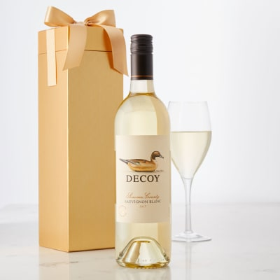 Decoy Sauvignon Blanc in an Elegant Gift Box