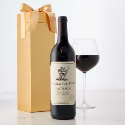 Stag's Leap Wine Cellars Artemis in a Gift Box