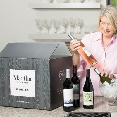A Year of Wine from Martha Stewart Wine