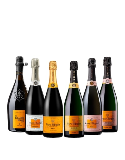 The Full Veuve Clicquot Line-up