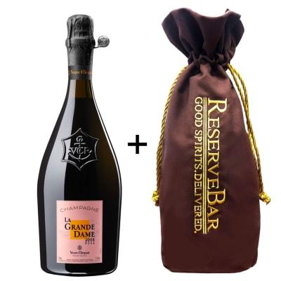 Veuve Cliquot La Grande Dame Rosé Champagne