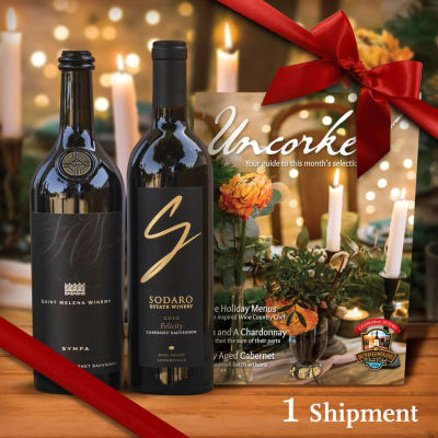 Two-Bottle Aged Cabernet Gift