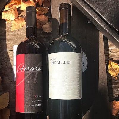 AA+ Napa Wine Gift Set —Allure & Arriere