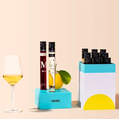 Organic Wine Tasting Box from VineBox