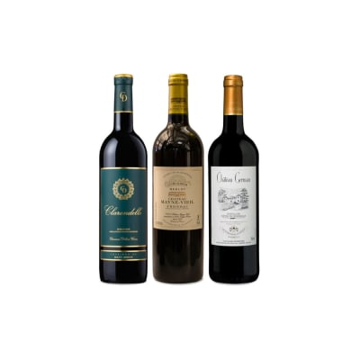 90+ Point Bordeaux Gift Set