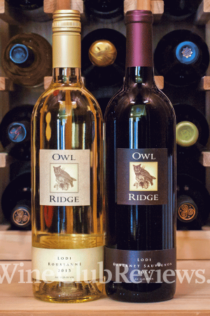 A Premier Series Shipment from The California Wine Club