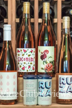 A personalized wine subscription box from Winc