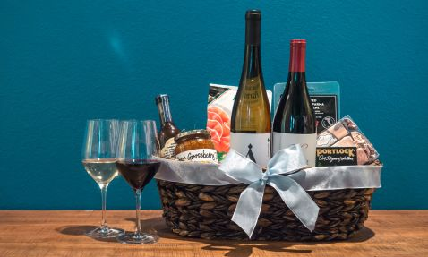 The Best Wine Gift Baskets