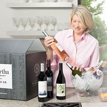 Martha Stewart Wine Club