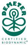 Demeter Certified Biodynamic Logo