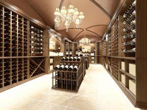 Large Personal Wine Cellar