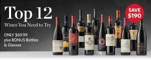 Wine Deal with Huge Savings
