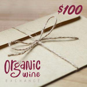 Organic Wine Exchange Gift Card