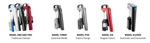 All of the Coravin Models