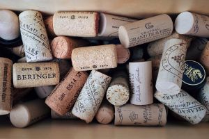 Different kinds of corks