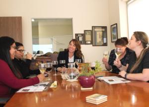 The California Wine Club Team Tasting
