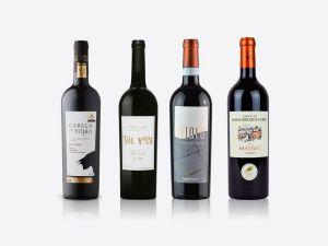 First shipment of Wine Folly Wine Club